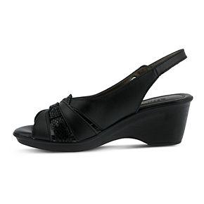 Spring Step Women's Slingback Sandals - Adorable