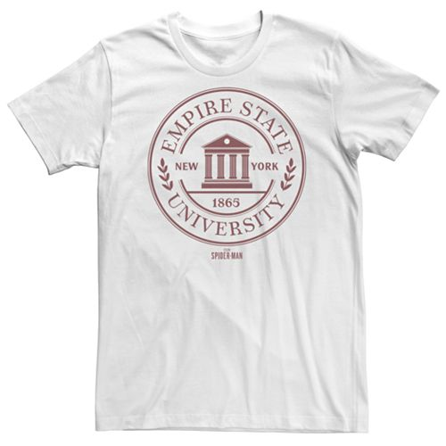 Men's Marvel Spider-Man Empire State University Graphic Tee