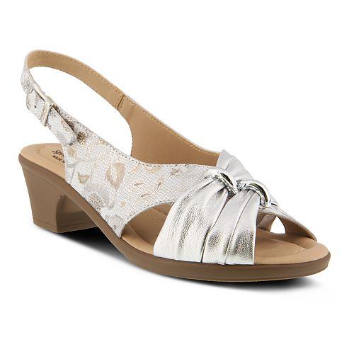 Spring Step Women's Slingback Sandals - Champeta