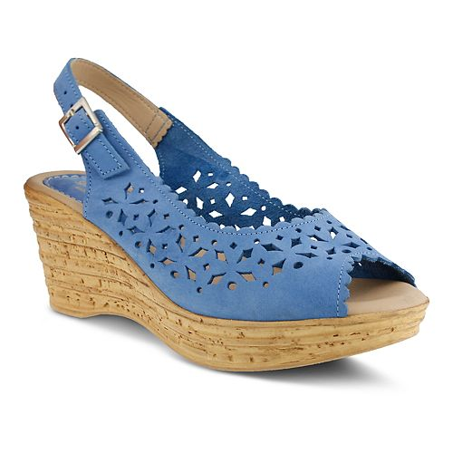 Spring Step Women's Slingback Sandals - Chaya