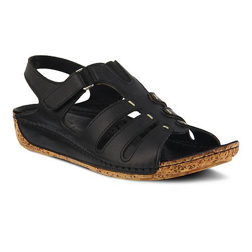 Spring Step Women's Slingback Sandals - Evelin