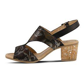 Spring Step Women's Slingback Sandals - Fiorentina