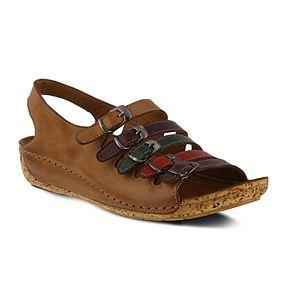 Spring Step Women's Slingback Sandals - Kalamata