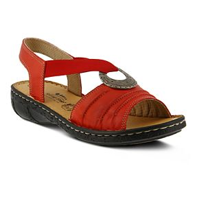 Spring Step Women's Slingback Sandals - Karmel