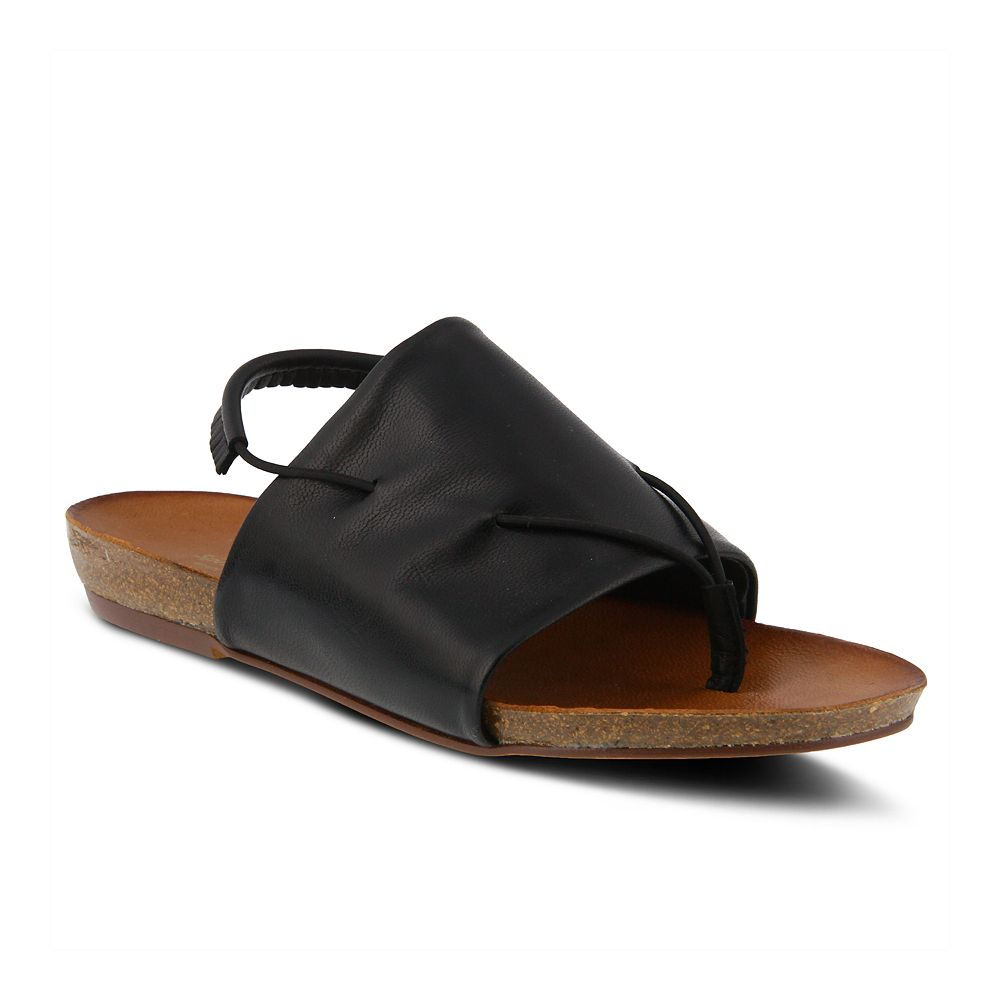 Spring Step Women's Thong Sandals - Madagascar