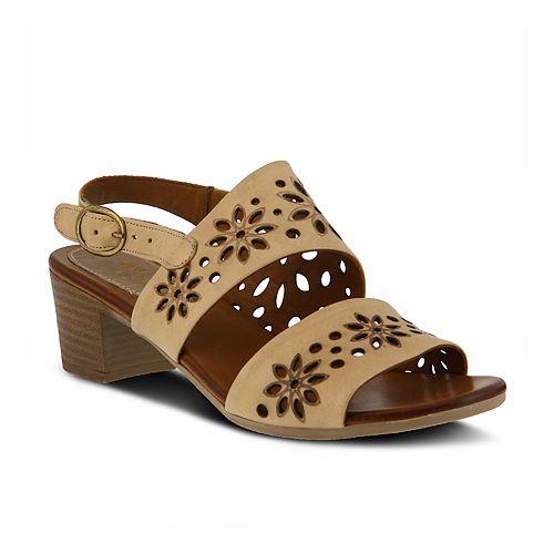 Spring Step Women's Slingback Sandals - Mandalay