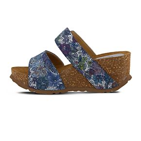 Spring Step Women's Slide Sandals - Nomys