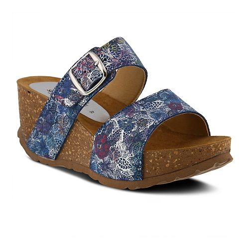 Spring Step Women's Slide Sandals - Nomys