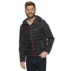 Men's Halitech Mixed Media Hooded Jacket