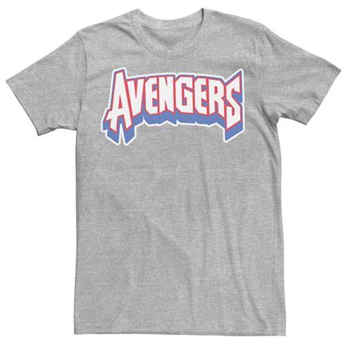 Men's Marvel Avengers Logo Tee