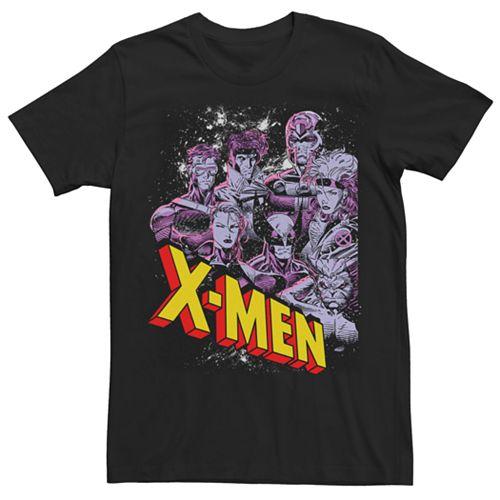 Men's Marvel X-Men Vintage Tee