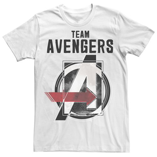 Men's Marvel Team Avengers Tee