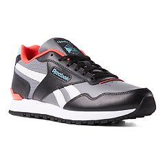91f40a7cf Reebok Classic Harman Run LTCL Women's Sneakers. Black Red ...