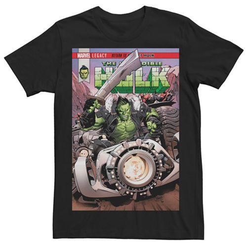 Men's Marvel Comics Retro Hulk Tee