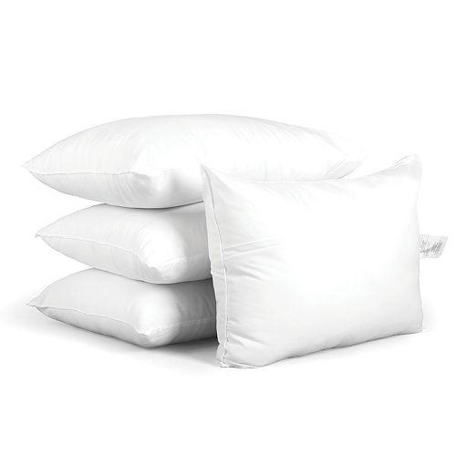 Iso-Pedic 4-pack Microfiber Pillows