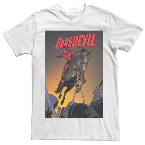 Men's Marvel Retro Daredevil Tee