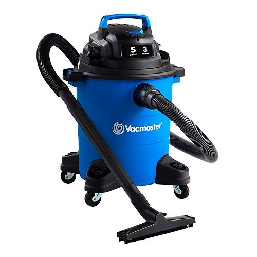 Vacmaster 5 Gallon Canister Vacuum
