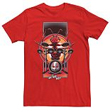 Men's Marvel Ant-Man & The Wasp Drums Graphic Tee