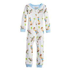 Boys Disney/Pixar Toy Story Footless Pajamas