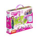 Engino Inventor Girl 10 Models Building Set