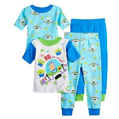 8c3d30fa0 Disney / Pixar Toy Story Buzz Lightyear Toddler Boy Tops & Bottoms Pajamas
