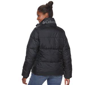 Women's Columbia Logo Puffect Jacket