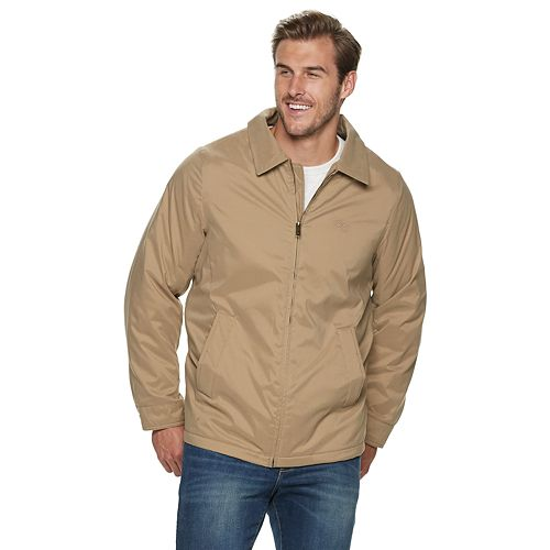 Big & Tall Dockers Microtwill Golf Jacket