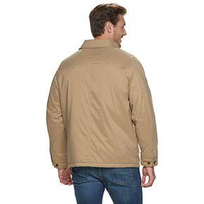 Big & Tall Dockers Microtwill Golf Jacket