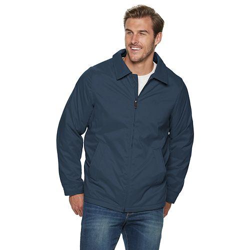 Big & Tall Dockers® Microtwill Golf Jacket