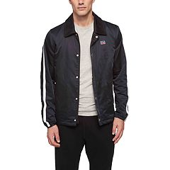 Men's Levi's Flight Satin Coaches Jacket