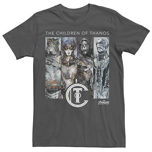 Men's Marvel Avengers Infinity War Children of Thanos Graphic Tee