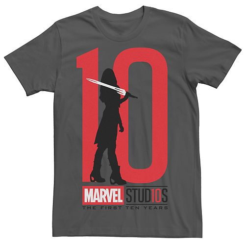 Men's Marvel Studios Gamora 10 Graphic Tee