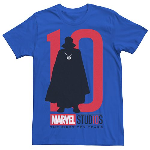 Men's Marvel Studios Dr. Strange 10 Graphic Tee