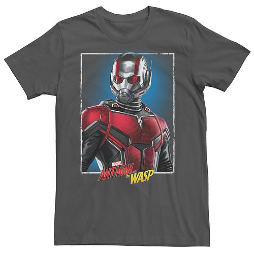 Men's Marvel Ant-Man & the Wasp Close-Up Graphic Tee