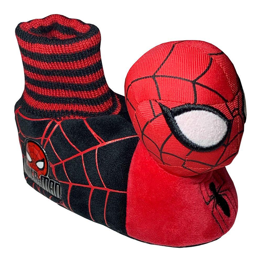 Marvel Spider-Man Toddler Boys' Slippers