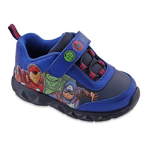 Marvel Avengers Toddler Boys' Light Up Shoes
