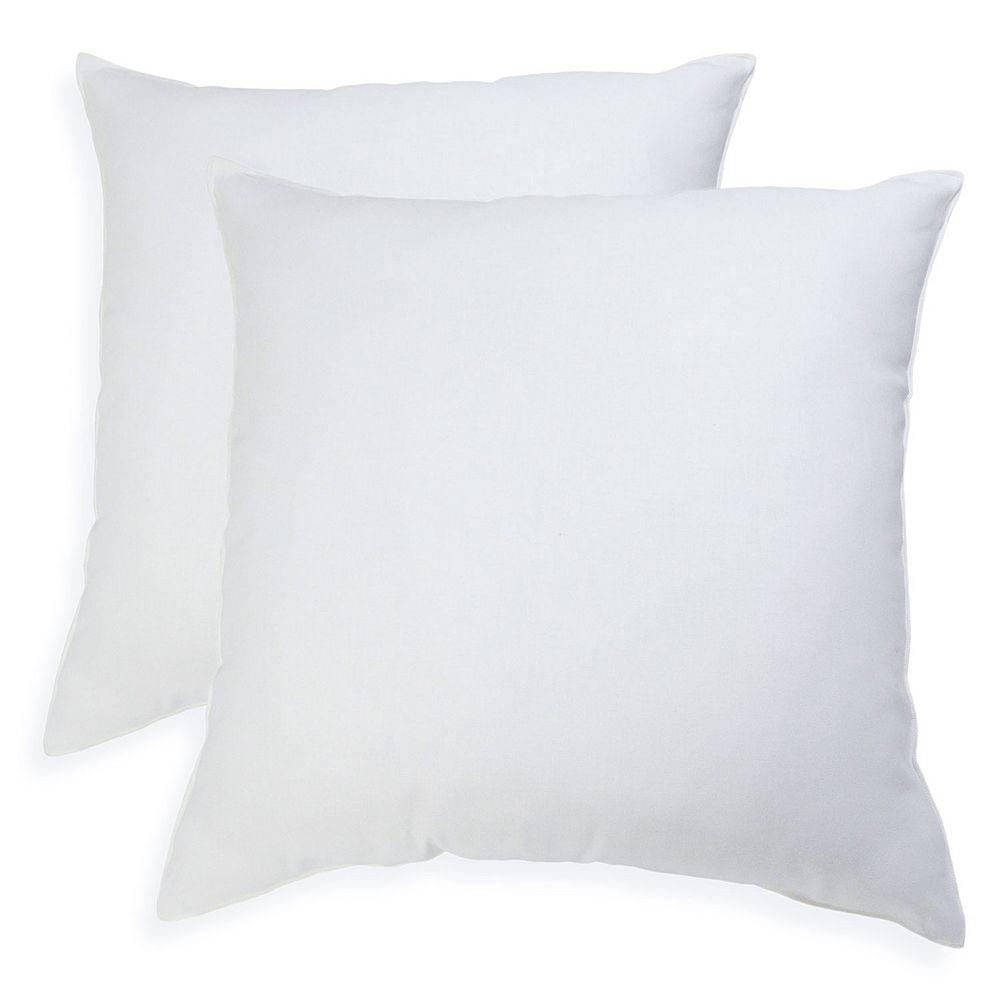 Iso-Pedic 2-pack Pillow Insert - 18'' x 18''