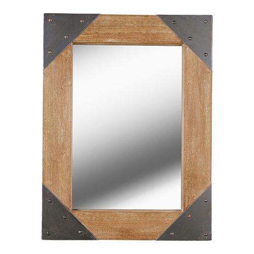 Kenroy Home Brace Wall Mirror