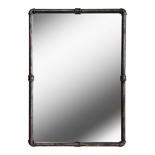 Kenroy Home Steam Fitter Wall Mirror