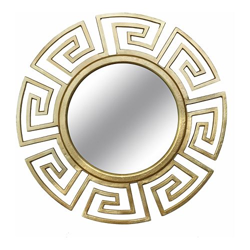 Kenroy Home Rhodes Gold Wall Mirror