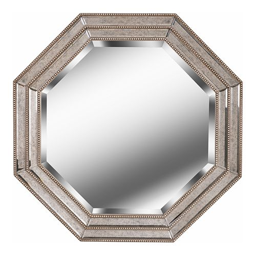 Kenroy Home Tiber Champagne Wall Mirror