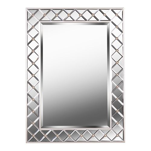 Kenroy Home Quill Wall Mirror