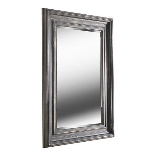 Kenroy Home Wyandotte Distressed Wall Mirror