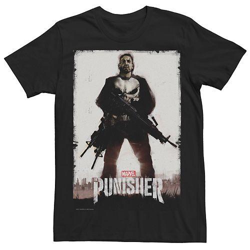 Men's The Punisher TV Show Tee