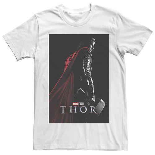 Men's Thor Movie Poster Tee
