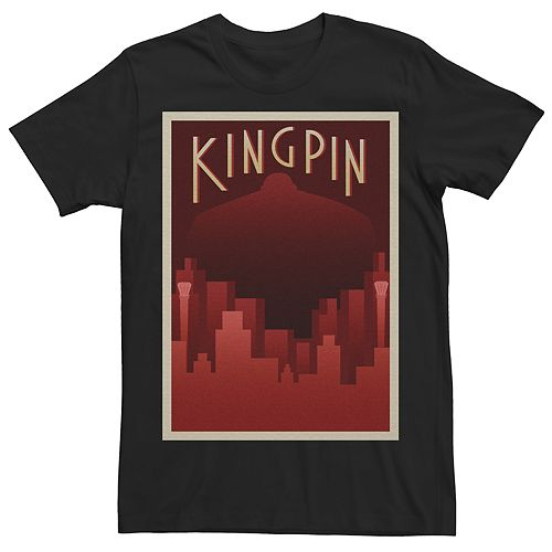 Men's Kingpin Wilson Fisk Tee