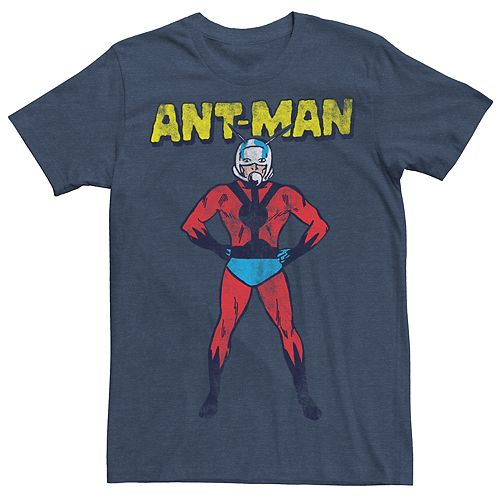 Men's Ant-Man Retro Comic Tee