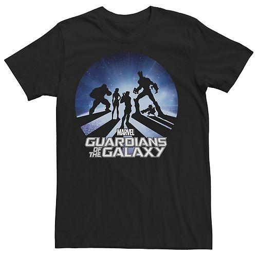 Men's Guardians of the Galaxy Shadows Tee