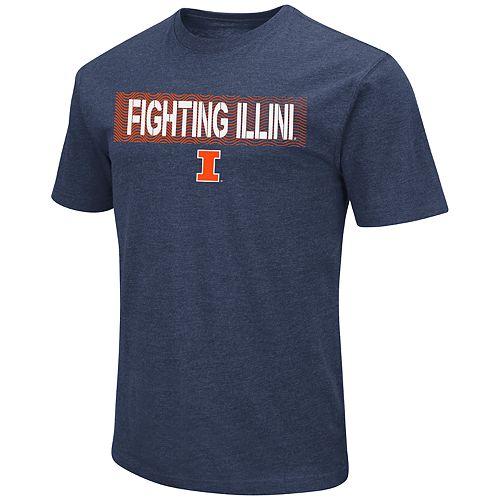 Men's Illinois Fighting Illini Banner Tee