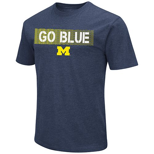 Men's Michigan Wolverines Banner Tee
